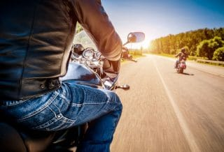 Pourquoi voyager à moto ?