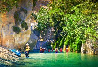 Canyoning : les plus beaux parcours européens