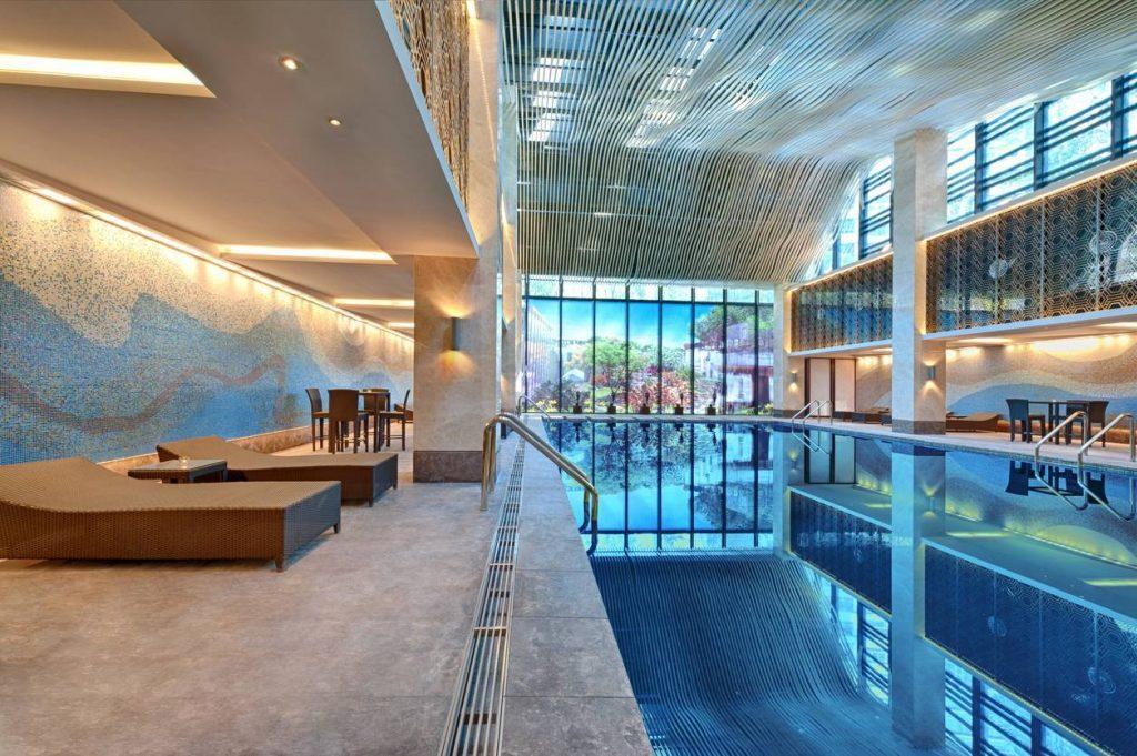 Tourisme en Suisse Normande : séjournez dans une résidence avec spa